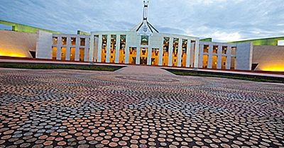 Hvad Er Hovedstaden I Det Australske Hovedstadsområde?