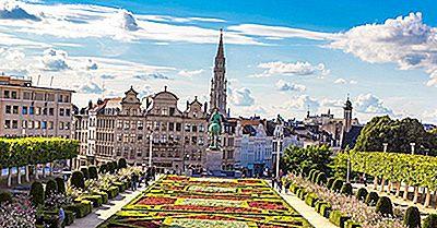 Quelle Est La Capitale De La Belgique?