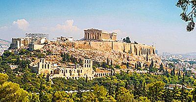 ¿Cuál Es La Capital De Grecia?
