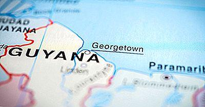 Qual É A Capital Da Guiana?
