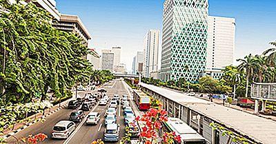 Was Ist Die Hauptstadt Von Indonesien?