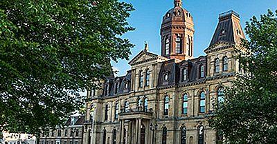 Qual É A Capital Da New Brunswick?