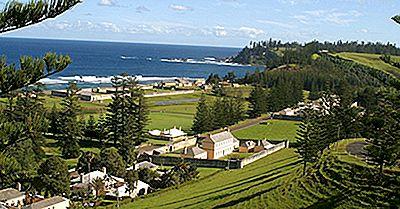 Was Ist Die Hauptstadt Von Norfolkinsel?
