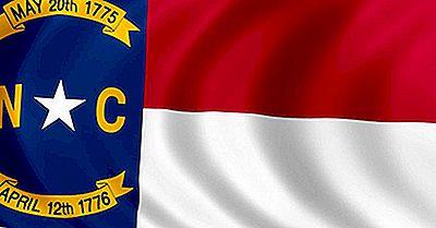 Qual É A Capital Da Carolina Do Norte?