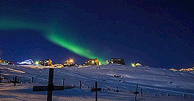 Quelle Est La Capitale Du Nunavut?