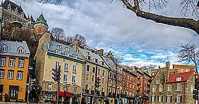 Qual É A Capital Do Quebec?