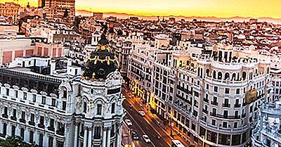 Quelle Est La Capitale De L'Espagne?