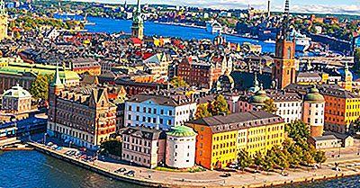 Quelle Est La Capitale De La Suède?