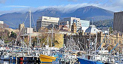 Was Ist Die Hauptstadt Von Tasmanien?