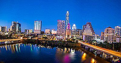 Quelle Est La Capitale Du Texas?