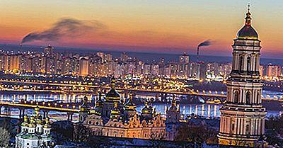 Qual È La Capitale Dell'Ucraina?