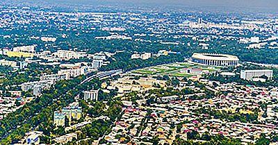 Hva Er Hovedstaden I Usbekistan?