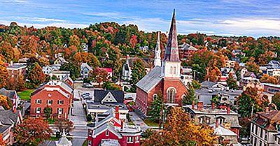 Was Ist Die Hauptstadt Von Vermont?