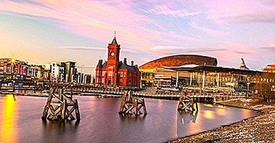 Hvad Er Hovedstaden I Wales?