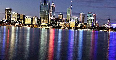 Quelle Est La Capitale De L'Australie Occidentale?