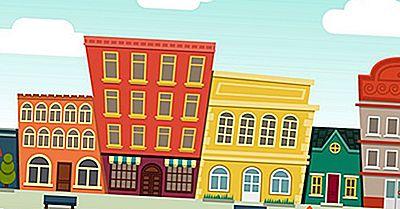 Quelle Est La Différence Entre Une Ville Et Une Ville?