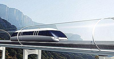 Qu'Est-Ce Qu'Un Hyperloop?