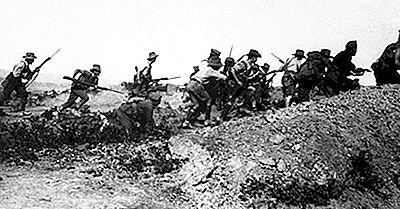 Qual Era La Battaglia Di Gallipoli?