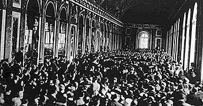 Hva Var Traktaten Av Versailles?