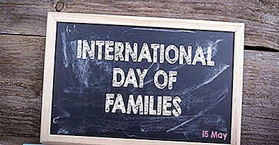 ¿Cuándo Y Por Qué Se Celebra El Día Internacional De Las Familias?