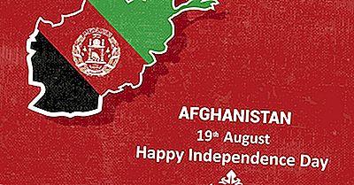 Quando O Afeganistão Se Tornou Um País?