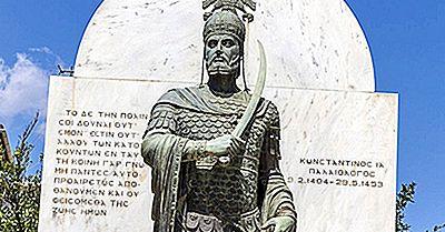 ¿Cuándo Cayó El Imperio Bizantino?