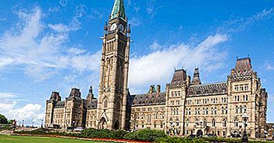 Quando O Canadá Se Tornou Um País?