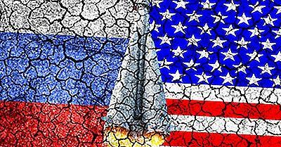 Când A Încetat Războiul Rece?