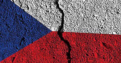 Wann Hat Sich Die Tschechoslowakei Aufgespalten?