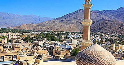 Quando Oman È Diventato Un Paese?