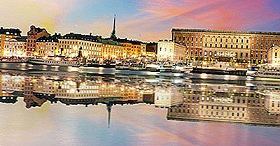 Quando A Suécia Se Tornou Um País?