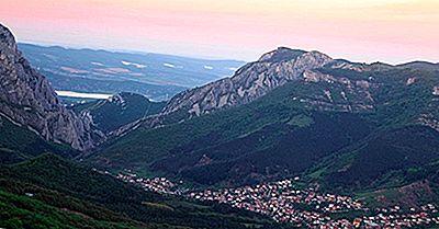 Hvor Ligger Balkanbjergene?