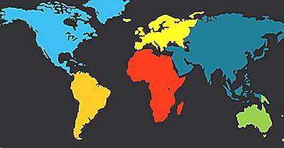 Unde Au Continentele Obține Numele Lor De La?