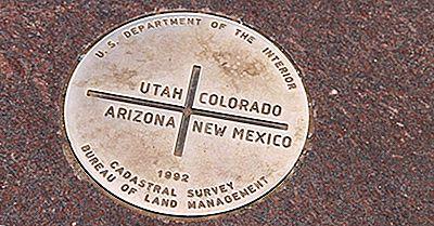 ¿Dónde Está La Región De Las Cuatro Esquinas En Los Estados Unidos?