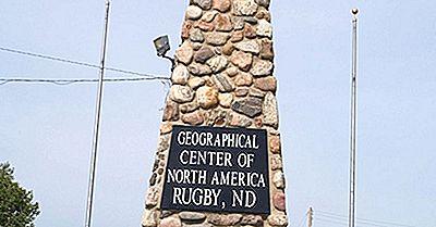 Dov'È Il Centro Geografico Del Nord America?