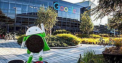 ¿Dónde Se Encuentra La Sede De Google?