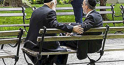 Hvor Er Den Jødiske Diasporaen?