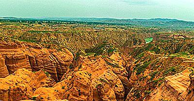 Wo Ist Der Größte Canyon Der Welt?