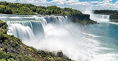 Où Est Niagara Falls?
