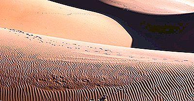 ¿Dónde Está El Desierto De Ordos?