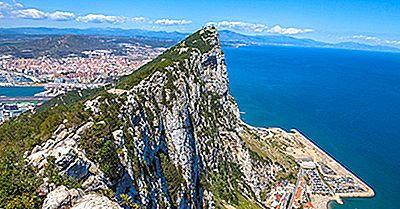 ¿Dónde Está La Roca De Gibraltar?