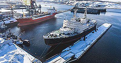 Unde Este Cel Mai Mare Port Al Arcticului Din Rusia?