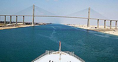 ¿Dónde Está El Canal De Suez?