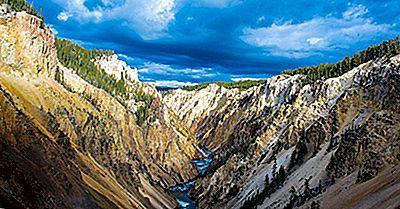 ¿Dónde Está El Parque Nacional De Yellowstone?