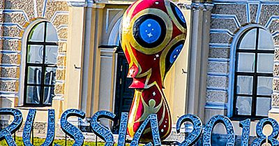 Hvor Vil 2018 FIFA-Verdensmesteren Bli Holdt?