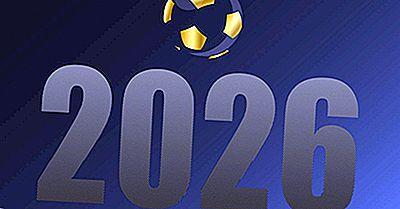 Var Kommer 2026 FIFA-VM-Cupen Att Hållas?