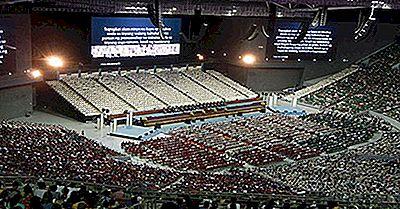 Hvilke Er De Største Innendørs Arenaene I Verden?