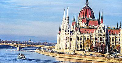 ¿Cuáles Son Los Países Danubianos De Europa?