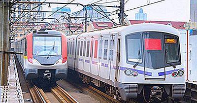 Qual Cidade Possui O Maior Sistema De Metrô?