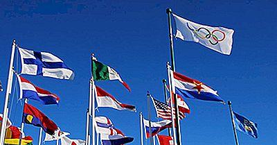 Care Continent Nu A Găzduit Niciodată Jocurile Olimpice?